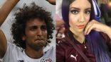 العارضة المكسيكية سعيدة لاستبعاد عمرو وردة !!