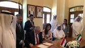 العراق تسلم الكويت أول دفعة من آلاف الكتب والمخطوطات