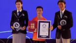 بالفيديو: صيني يدخل كتاب غينيس للأرقام القياسية في القفز على الحبل