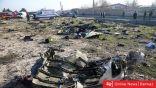 #عاجل ..إيران تعترف بإسقاط الطائرة الأوكرانية عن غير قصد !!