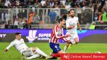 الكشف عن عقوبة نجم ريال مدريد بعد العرقلة الشهيرة