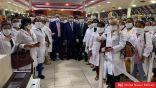 كوبا ترسل وفد طبي الى الكويت مكون من 300 طبيب وممرض