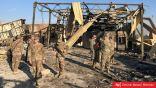 الجيش الأمريكي يعلن حصيلة ضحايا القصف الإيراني على عين الأسد