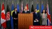 وزير خارجية كندا: عيون المجتمع الدولي تراقب إيران
