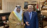 السفير الديحاني: الرئيس الفلسطيني ثمن موقف الكويت تجاه القضية الفلسطينية