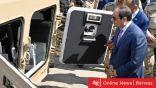 """القاهرة: تصنيع مدرعة """"سينا 200"""" بأيادي مصرية لهدف معين"""