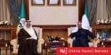 إجتماع نائب رئيس الحرس الوطني وسفير السعودية بالكويت لتأكيد عمق العلاقات بين البلدين