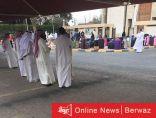 مغادرة  151عراقي من الكويت عبر الحدود البرية