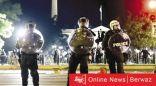 شرطة نيويورك تعلن إصابة ضابط بالرصاص وطعن آخر وسط الاحتجاجات