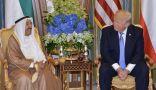 سمو أمير البلاد يعزي ترامب بضحايا حادث اطلاق النار