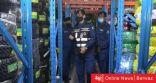 إنذار رسمي من «الإطفاء» إلى مخازن مخالفة في أمغرة لعدم استيفائها اشتراطات السلامة