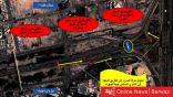 غلق طريق المطار منتصف ليل الجمعة بأمر الهيئة العامة للطرق والنقل البري
