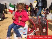 الكويت تقدم المال والعمليات وأجهزة التدفئة والطعام ضمن مسيرتها لدعم اللاجئين بالأردن