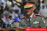 رئاسة الأركان تنفي استخدام قواعدها العسكرية لتنفيذ هجمات في دولة مجاورة