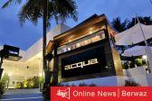 مطعم Acqua الأسلوب الرائع والتصميم الأنيق