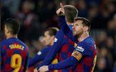 برشلونة يستعيد صدارة الليغا !