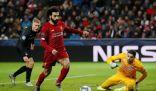 صلاح يقود ليفربول إلى ثمن نهائي دوري أبطال أوروبا