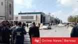 بالفيديو: قتيل و5 جرحى في تفجير إرهابي قرب السفارة الأمريكية بتونس