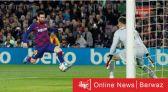برشلونة ينجو من كمين سوسيداد ويستعيد الصدارة مؤقتا