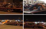 الداخلية تضبط 13 من قائدي الدراجات بتهمة الاستهتار والرعونة في الأحمدي