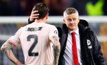 مدرب مانشستر يونايتد: خرجنا من دوري الأبطال بسبب ميسي