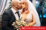 لاعب كمال أجسام كازاخستانى يتزوج من دمية