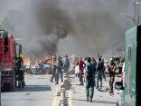 مقتل 18 شخصًا في استهداف «طالبان» لمركز شرطة بالعاصمة الأفغانية #كابول