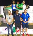 الكويت ترفع حصيلة إنجازاتها لأربعة ميداليات ببطولة غرب آسيا للناشئين