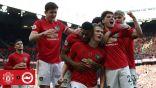 مانشستر يونايتد يعود لسكة الانتصارات على حساب برايتون في البريمرليغ