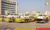 بلدية الكويت تشن حملة ضد السيارات المعروضة للبيع