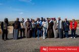 مبادرة إقليمية لحماية العقاب المنقط من الإنقراض في الكويت