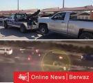 القبض على قائد مركبة استعرض على طريق المغرب