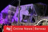 ارتفاع ضحايا زلزال شرق تركيا