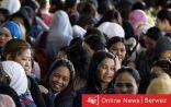 آلاف العاملات المنزليات الفلبينيات في طريقهن للكويت بعد قرار الحكومة