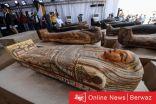 إكتشاف أثرى كبير فى مصر يعود تاريخه إلى أكثر من 3000 عام