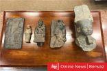 إحباط محاولة تهريب آثار فرعونية مصرية عبر جمارك الكويت