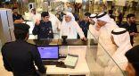 «الداخلية الكويتية» تشيد بالأنظمة الحديثة بحركة المطار والسفر القطرية