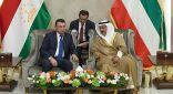 مغادرة رئيس وزراء طاجيكستان بعد زيارة رسمية للبلاد