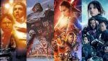 أحدث افلام حرب النجوم والأخير بالسلسلة يجني 40 مليون دولار في أول ليالي عرضه