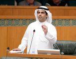 العدساني: استجواب وزير المالية مستحق