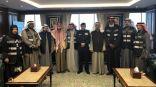 الداخلية تستقبل فريق أصدقاء المعاقين في متابعة قضية وفاة أحمد الظفيري