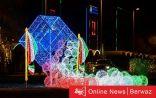 الكويت تتزين بالزينة والأعلام إحتفالًا بالأعياد