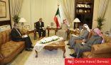 إجتماع الجارالله والسفير الإيراني لتناول عدد من الموضوعات المشتركة