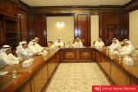 الوزير أحمد الناصر يترأس اجتماع لجنة الطوارئ لمتابعة خطط إعادة الكويتيين بالخارج