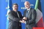 فيفا تدعو منتخب الكويت للمشاركة ببطولة كأس العرب في قطر 2021