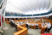 الغانم يعلن فض دور الانعقاد الخامس من الفصل التشريعي الخامس عشر لمجلس الأمة
