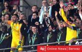 مانشستر سيتي يحقق أول ألقابه هذا الموسم