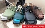 إبتكار حذاء ذكى للمكفوفين يساعدهم على تجنب العوائق