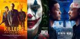 شاهد  الأفلام الخمس الأكثر مشاهدة بدور العرض وأحدث الأعمال التي ستعرض