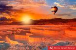 باموكالى سحر الطبيعة والتاريخ فى تركيا